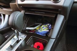 2015 Subaru Legacy 2.5i Touring centre stack storage