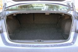 2015 Subaru Legacy 2.5i Touring trunk