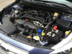 2015 Subaru Legacy 2.5i Touring engine bay