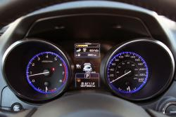 2015 Subaru Legacy 2.5i Touring gauges