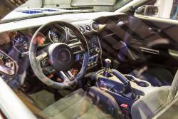 2016 Ford Mustang Shelby GT350 dashboard
