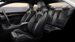 2016 Cadillac ATS-V Coupe seating
