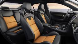 2016 Cadillac ATS-V Sedan seating