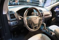 2016 Ford Explorer steering wheel