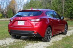 2015 Mazda3 Sport GT 6MT