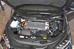 2016 Toyota Mirai engine bay