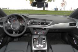 2015 Audi A7 TDI Technik dashboard