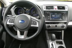 2015 Subaru Outback 2.5i Touring driver's seat