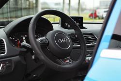 2016 Audi Q3 steering wheel