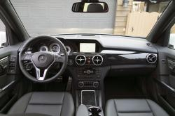 2015 Mercedes-Benz GLK 250 Bluetec dashboard