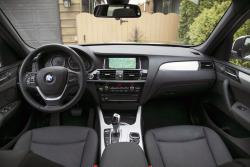 2015 BMW X3 xDrive28d dashboard
