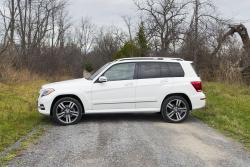 2015 Mercedes-Benz GLK 250 Bluetec