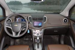 2015 Chevrolet Trax dashboard