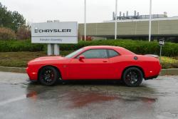 2015 Dodge Challenger Hellcat SRT