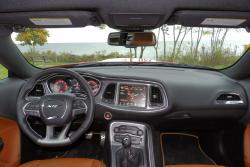 2015 Dodge Challenger Hellcat SRT dashboard