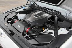 2015 Hyundai Genesis 5.0 V8 engine bay