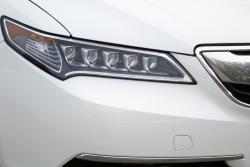 2015 Acura TLX Tech headlight