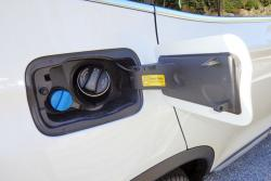 2015 BMW X3 xDrive28d fuel port