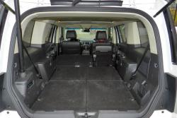 2015 Ford Flex AWD Limited cargo area with seats folded
