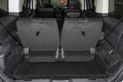 2015 Ford Flex AWD Limited cargo area