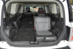2015 Ford Flex AWD Limited third-row seat folding