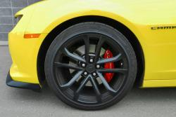 2015 Chevrolet Camaro SS wheel