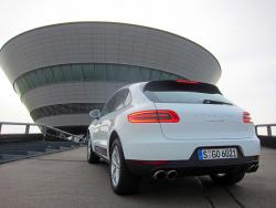 First Drive: 2015 Porsche Macan luxury cars first drives