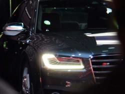 2015 Audi A8 & S8