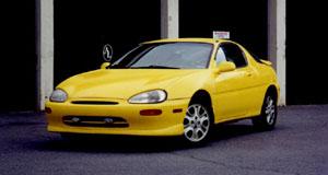 Sean Matthew's Mazda MX-3 Precidia GS-'R'