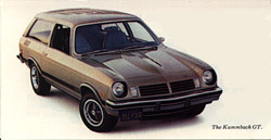 1974 Kammback GT