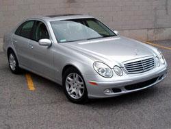 2005 Mercedes-Benz E320 CDI