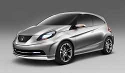 Honda New Small Car Concept