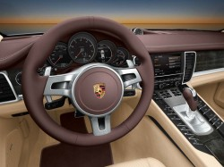 Porsche Panamera adds V6 engine, all wheel drive general news