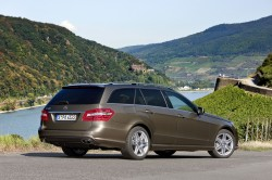 Mercedes Benz adds E Class Wagon general news