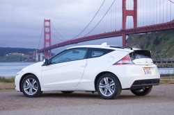 Honda announces CR Z sport hybrid pricing general news