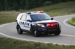 Ford introduces new police pursuit vehicle general news