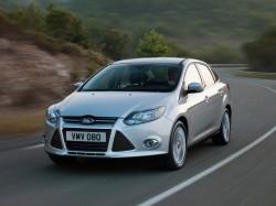 The all-new Ford Focus Sedan(FoE)