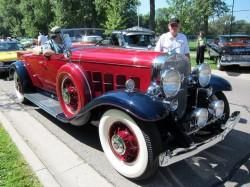 Cadillac V12 1931 Al Webster Gormely