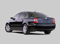 2001.5 new Passat GLX V6 4Motion