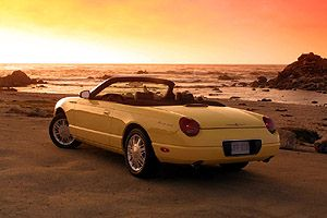 2002 Canadian Ford Thunderbird