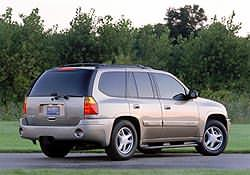 Test Drive: 2002 GMC Envoy car test drives gmc