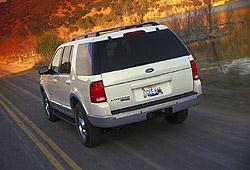 Test Drive: 2002 Ford Explorer car test drives ford