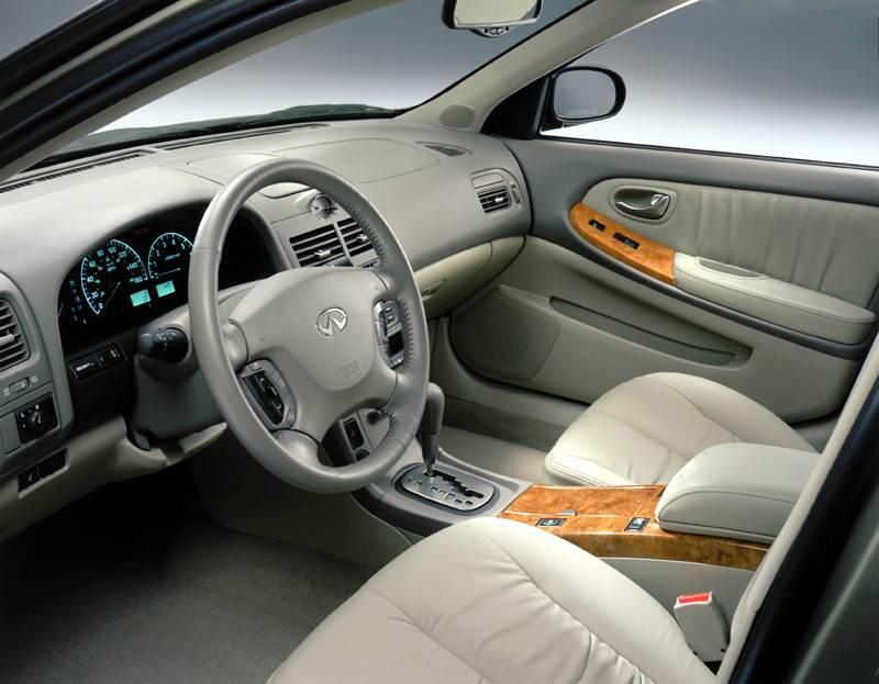 Test Drive 2002 Infiniti I35 Autos Ca