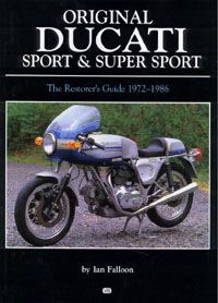 Original Ducati Sport and Super Sport 1972-1986