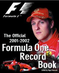 The Official 2001 Formula 1 Annual
