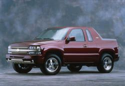 Chevy K5 concept