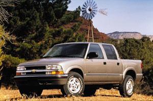 Chevy PHT Silverado