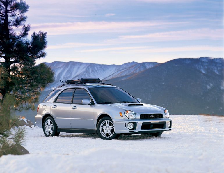 test drive 2002 subaru impreza wrx sedan. Black Bedroom Furniture Sets. Home Design Ideas