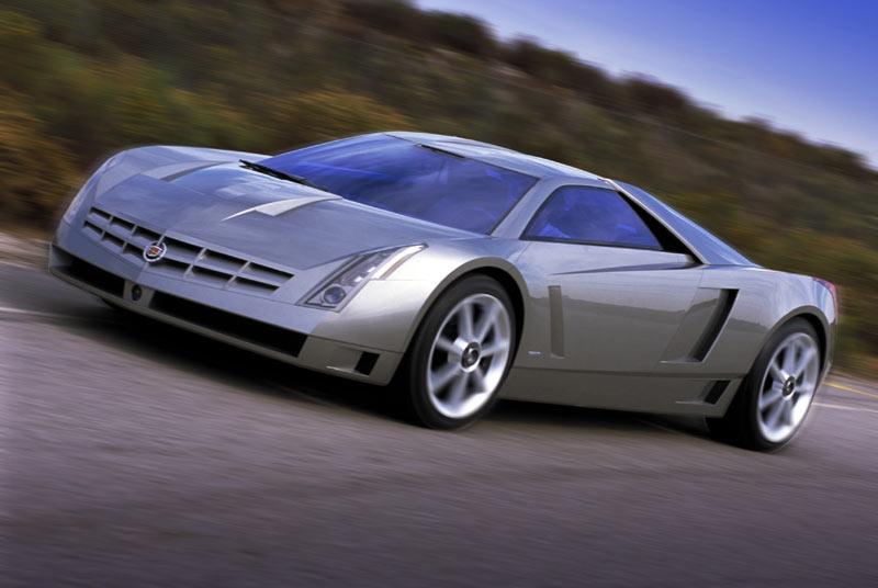auto tech cadillac cien v12   autos ca