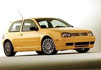 2003 VW GTi 20th anniversary edition